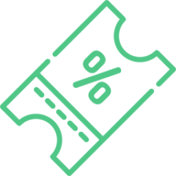 An Icon depicting a voucher.